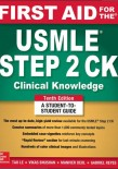 First Aid for the USMLE CK Step 2